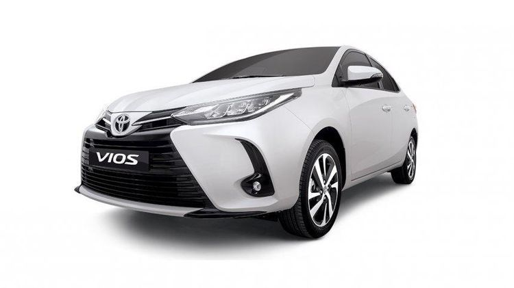 New Toyota Vios Facelift